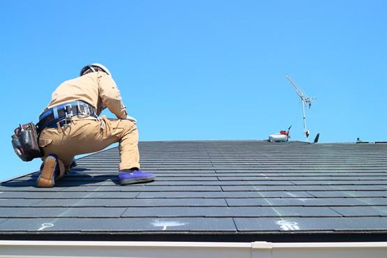 屋根・外壁・ベランダリフォームのイメージ